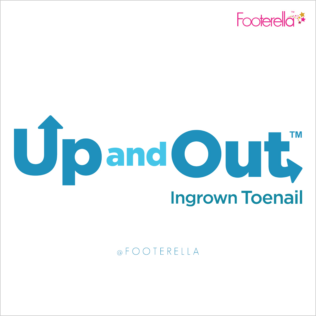 Up and out ingrown toenail footerella up and out ingrown toenails pooptronica